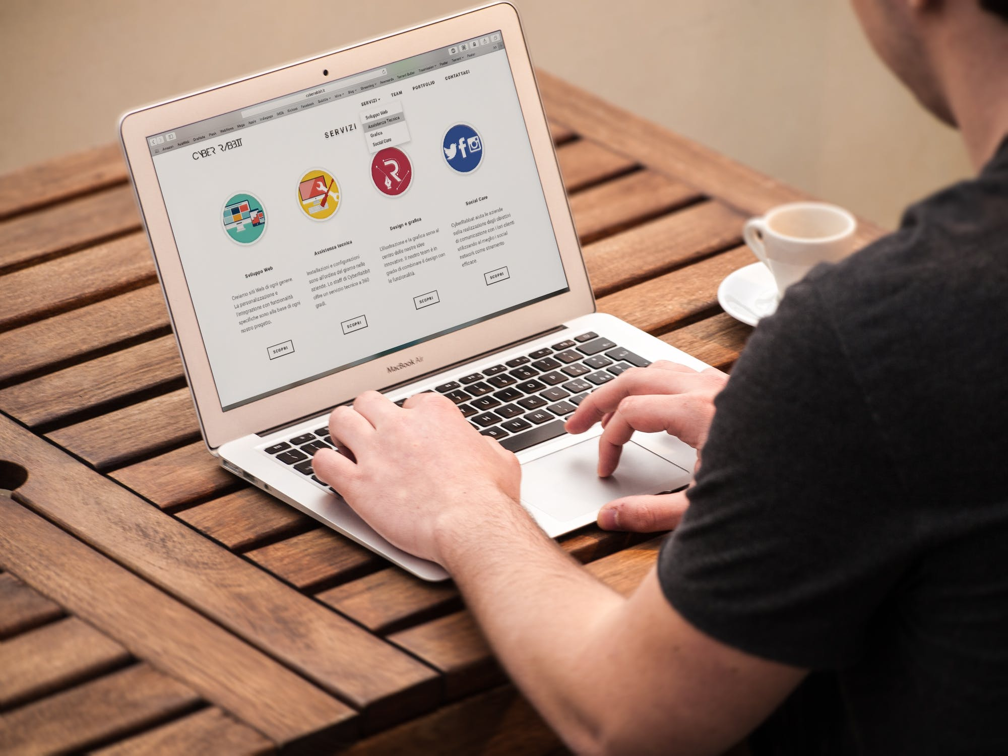 desarrollo web valencia